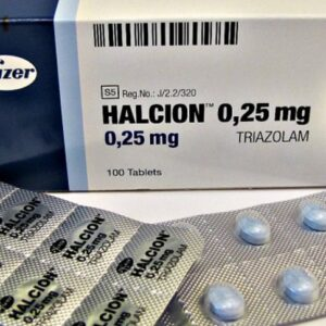 Buy Halcion 0.25mg online