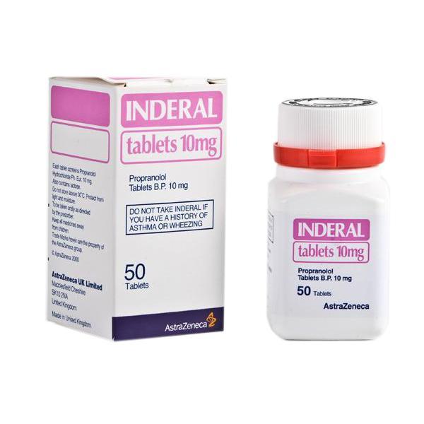 Buy Inderal 10mg Online
