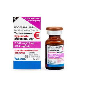 Testosterone cypionate for sale