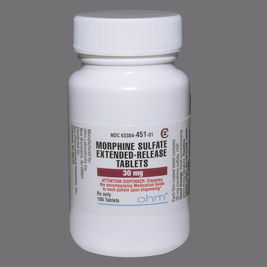 Buy Morphine 30mg online